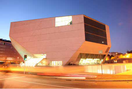 Casa da Música, ©Matilde Ramos