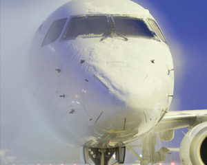 Environmental aviation risk
