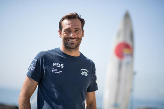 MDS teams up with João de Macedo to ride a giant wave